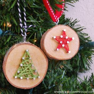 christmas-ornaments-to-make-with-kids-wood-slice