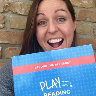 Get ready to play your way into reading readiness! Learning to read is so much more than knowing the letters of the alphabet!
