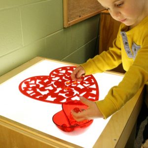Activities for Preschoolers – February Classroom Tour