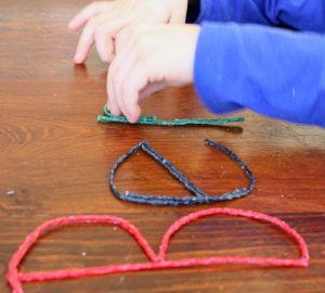 Amazing fine motor activities to build dexterity - Wikki Stix