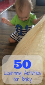50 Learning Activities for Babies