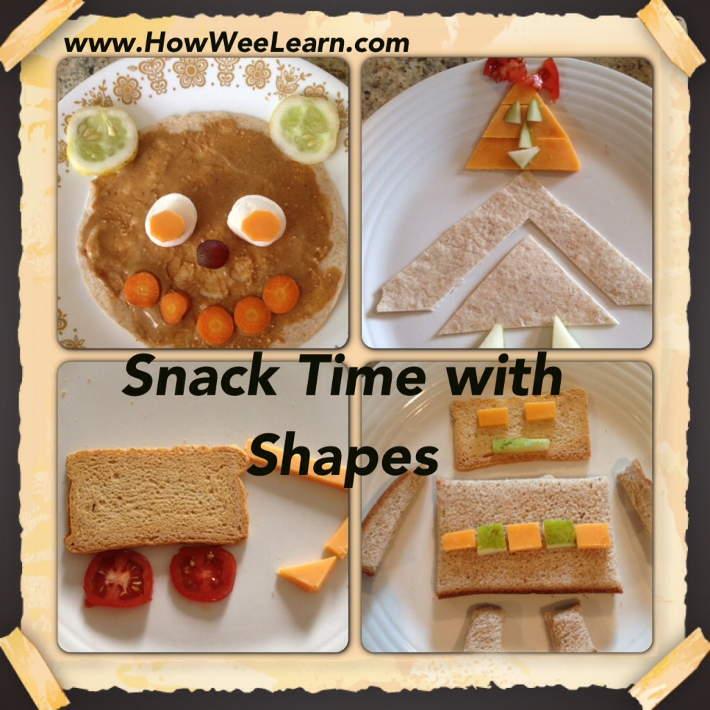 Teaching kids shapes