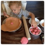 Play Doh Activities 2