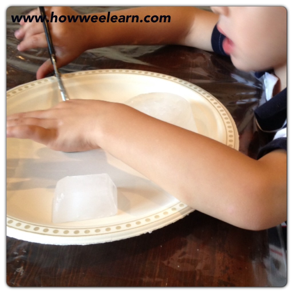 science experiments with ice3