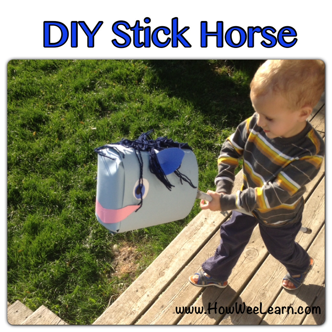 Horse Diy Crafts