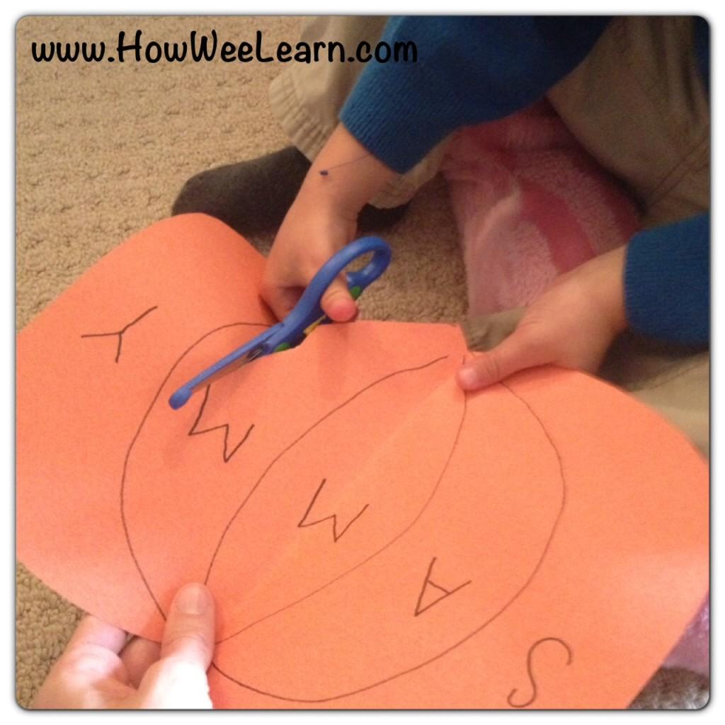 alloween Preschool Crafts