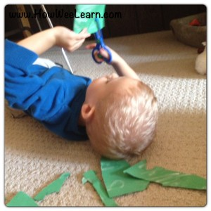 alloween Preschool Crafts