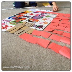 Sorting and ordering paper