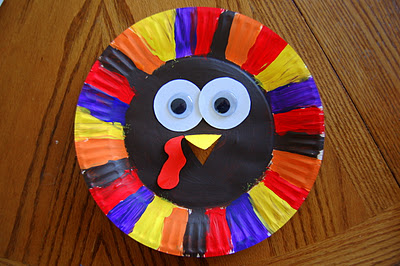 Thanksgiving craft ideas for kids