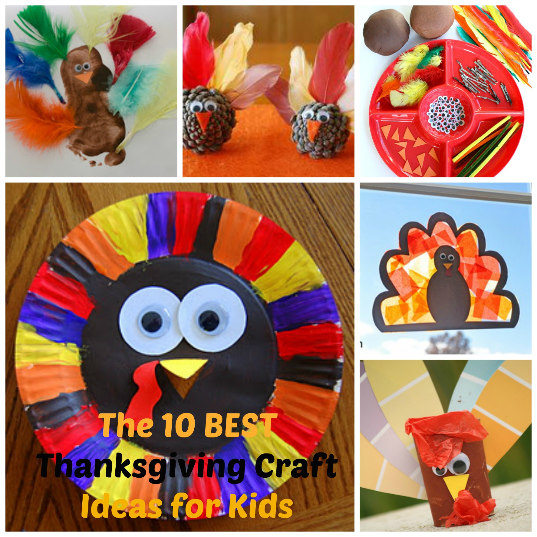 Ordinary Kids Thanksgiving Craft Ideas Part - 10: How Wee Learn