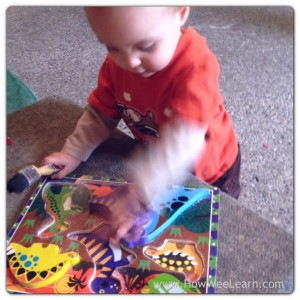 benefits of puzzles for babies