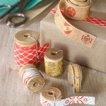 Ways to reuse wrapping paper