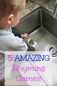 Rhyming Word Activities That Make Rhyming FUN