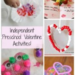 valentine preschool activities