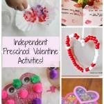 valentine preschool activities