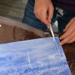 winter art activity how we learn