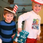 cat in the hat hats made from paper plates