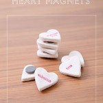magnets as things to make with salt dough