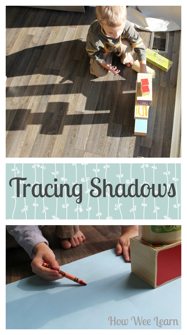 how we learn tracing shadows