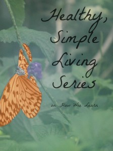 Healthy Simple Living Series
