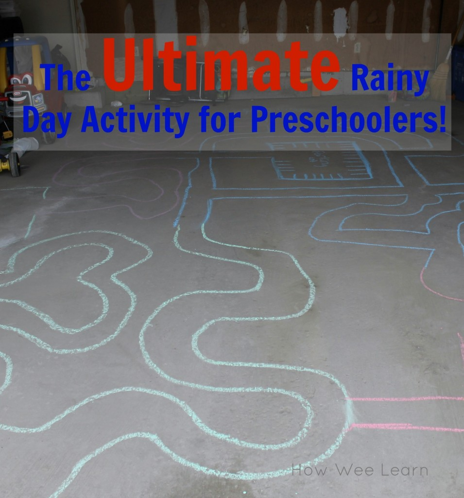 rainy day activity for preschoolers how we learn