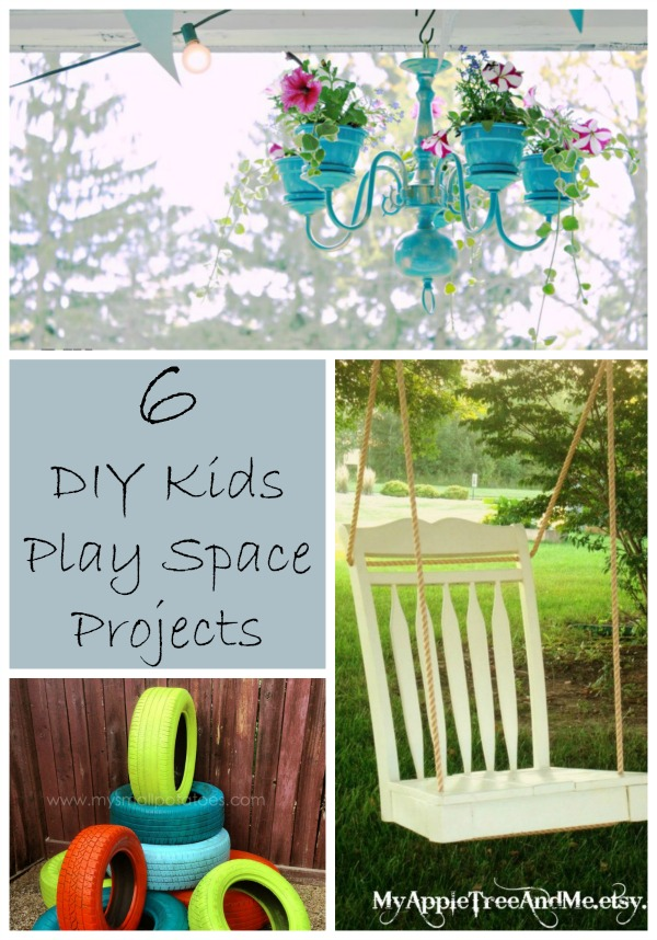 outdoor spaces ideas for kids