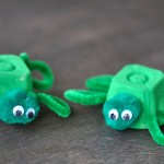 egg carton crafts for preschoolers
