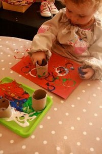 crafts for two year olds