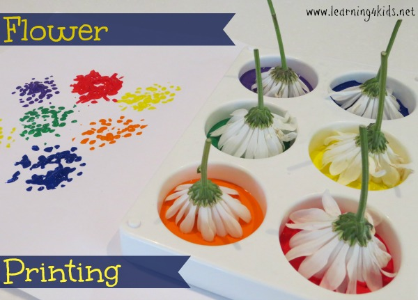 50 crafts for 2 year olds how wee learn for Painting ideas for 4 year olds