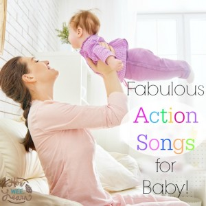 Action Songs for Babies