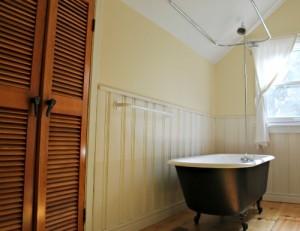 farmhouse claw tub