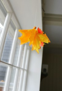 Whimsical Fall Fairy Craft