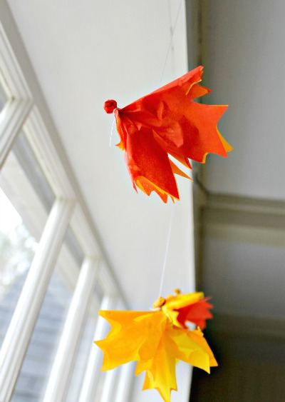 fall fairy crafts