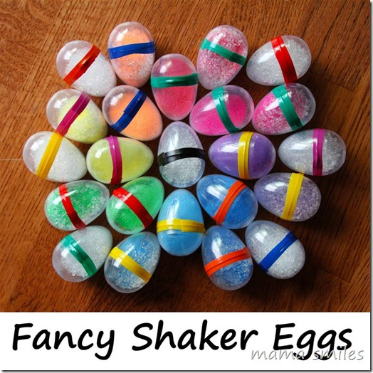 homemade musical instruments fancy egg shakers