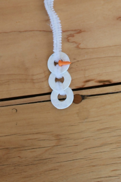 snowman craft ideas for kids