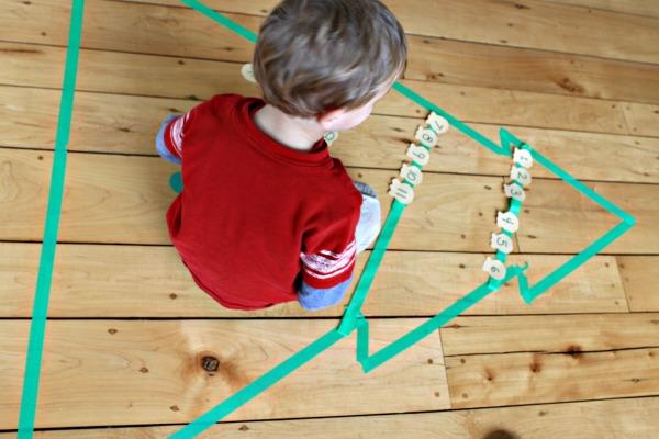 easy Christmas activites for kids