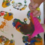 winter art activities for 2 year olds