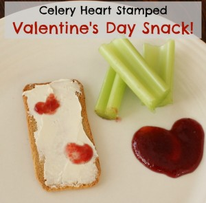 Fun and Healthy Valentine's Day Snack