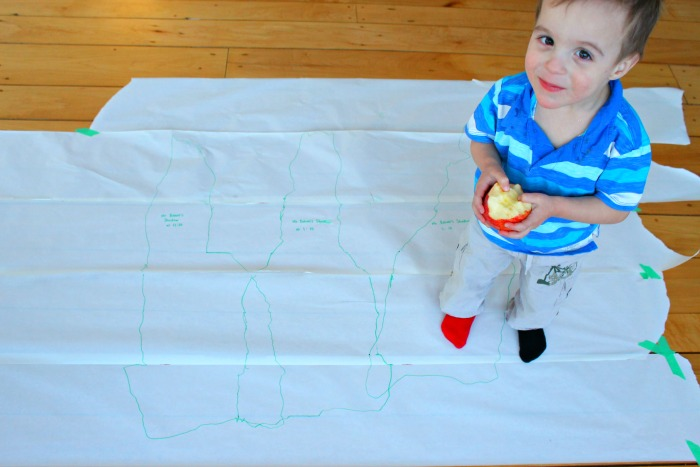 fun shadoe tracing grundhog day activities for kids