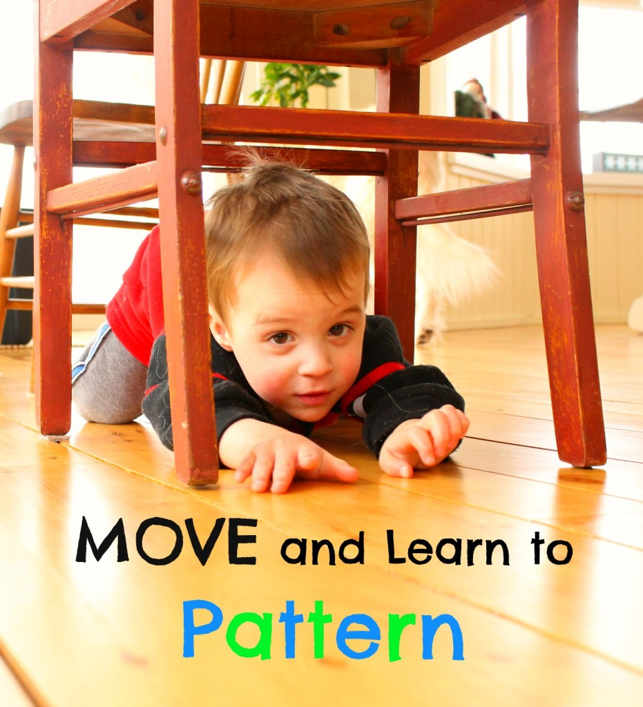 pattern activities for kindergarten