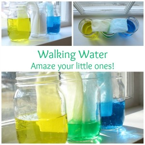 Super Cool Walking Water