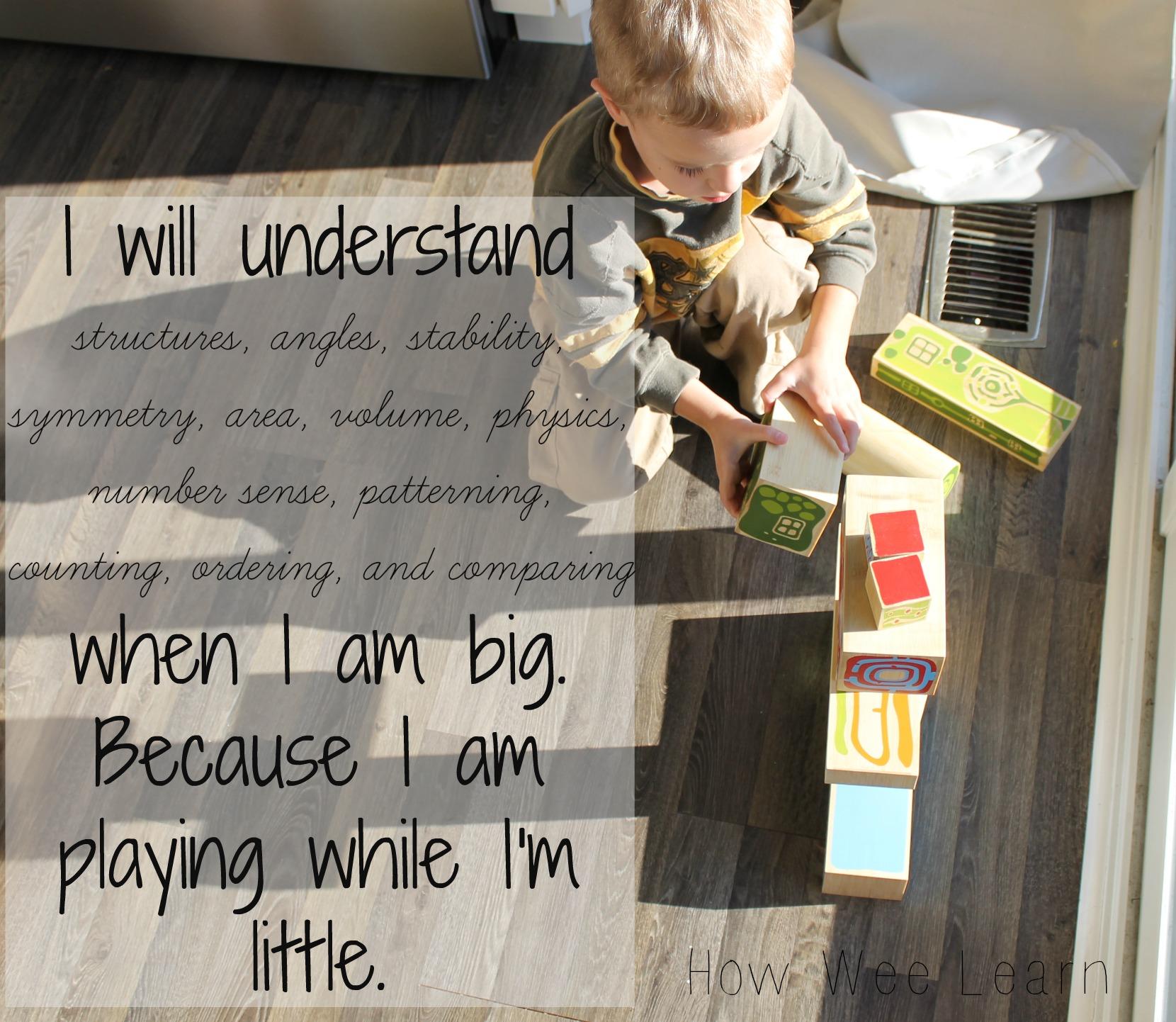 i will understand