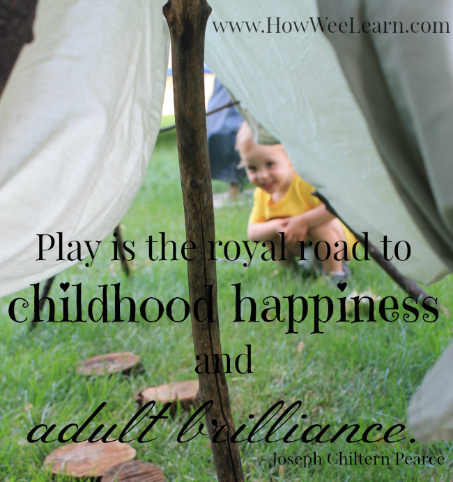 10 Beautiful quotes on childhood and the importance of play
