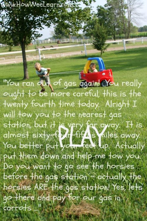 play kids story