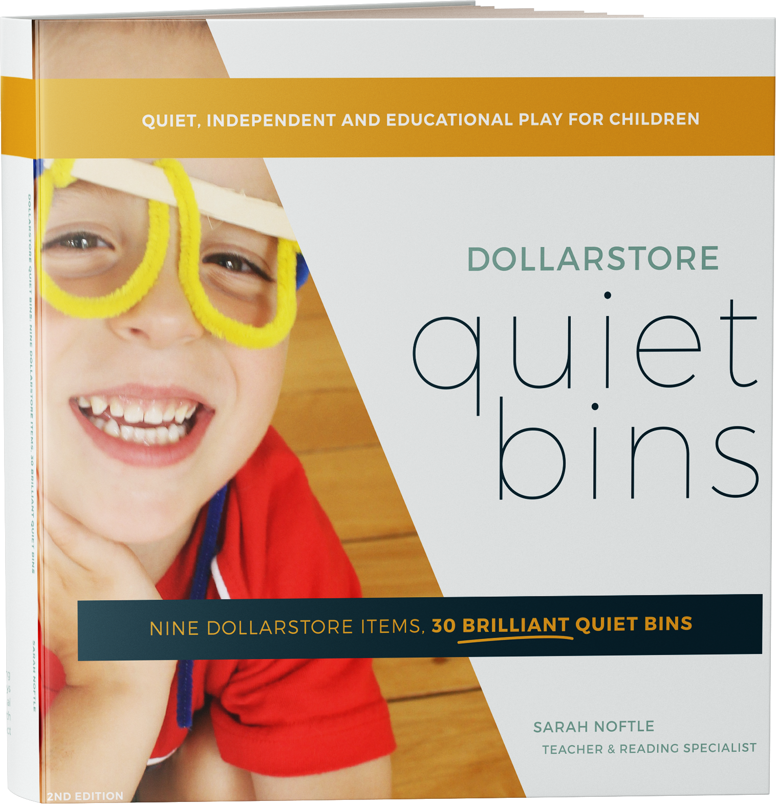These Quiet Time activities are perfect! Easy, engaging, and made from only a few dollarsotre items - ALL 30 activities!