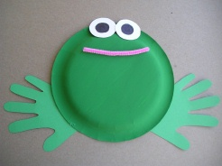 fun paper plate craft ideas for kids : paper plate art projects - pezcame.com