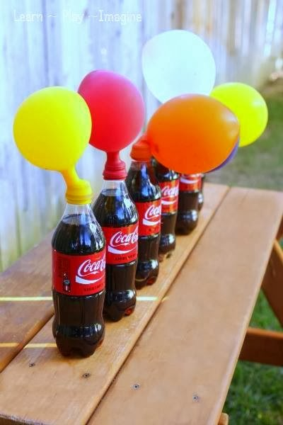 Science Experiments for Kids - Balloon Science