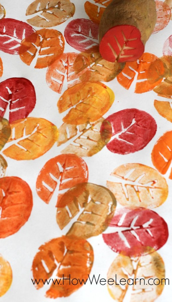 45 Of The Cutest Fall Crafts For Kids How Wee Learn