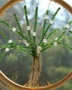 Four Seasons Tree Sun Catchers