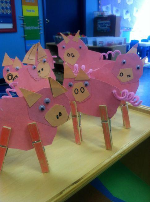 45 Nursery Rhyme Crafts How Wee Learn